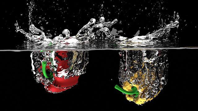 2 5 liter water per dag